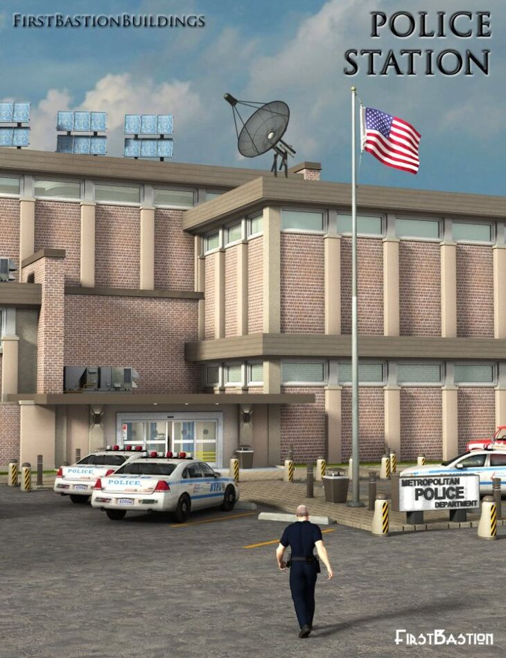 1stBastion Buildings: Police Station