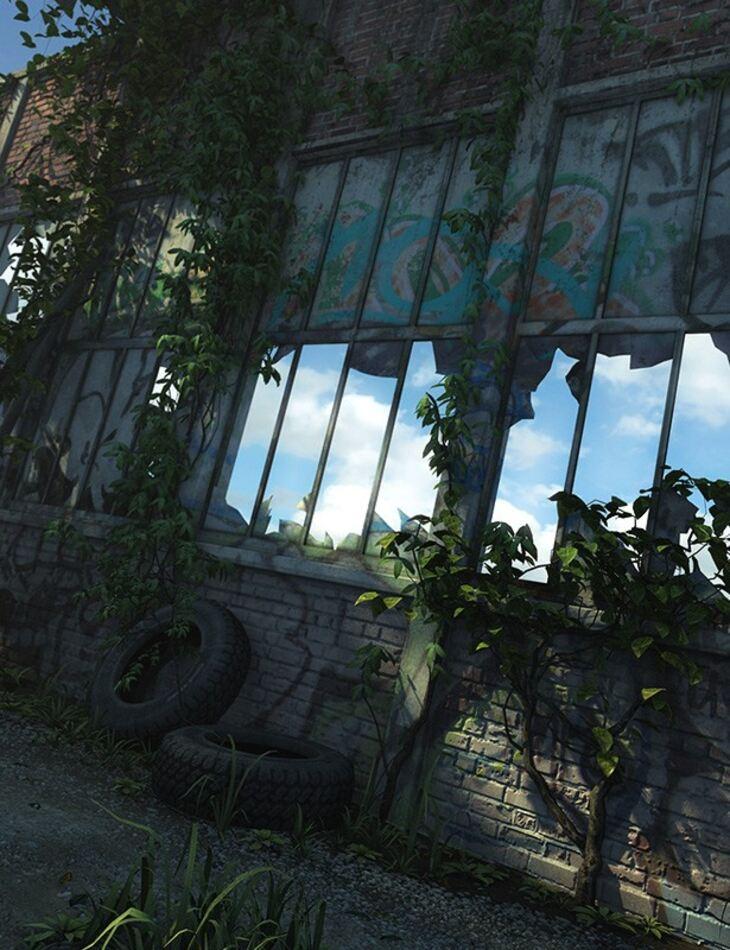 Abandoned Interiors: Warehouse