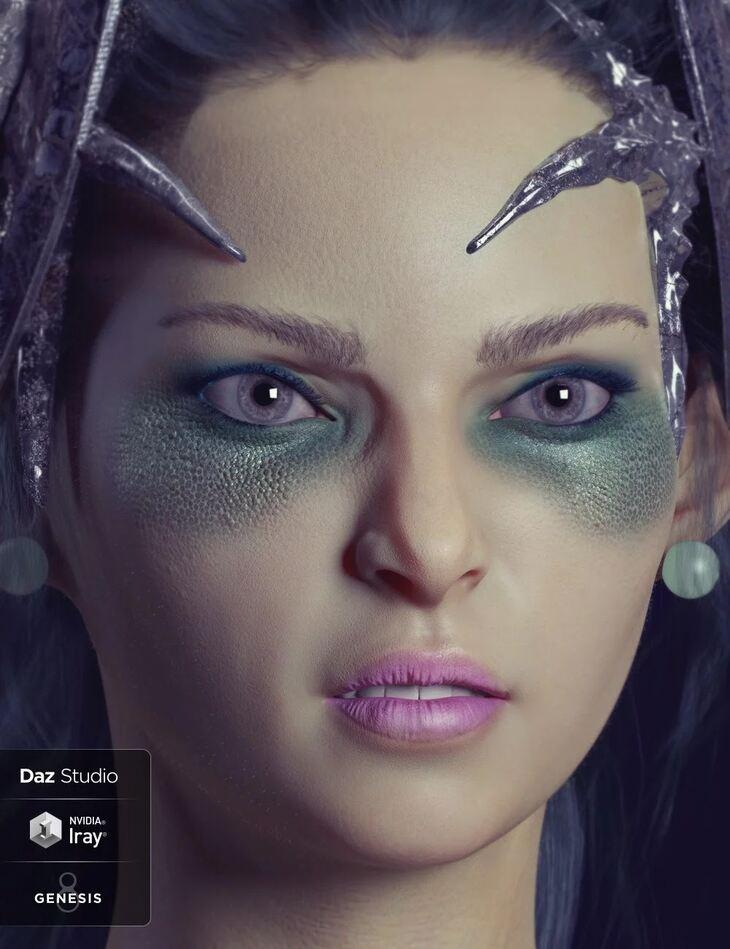 Adria for Genesis 8 Female