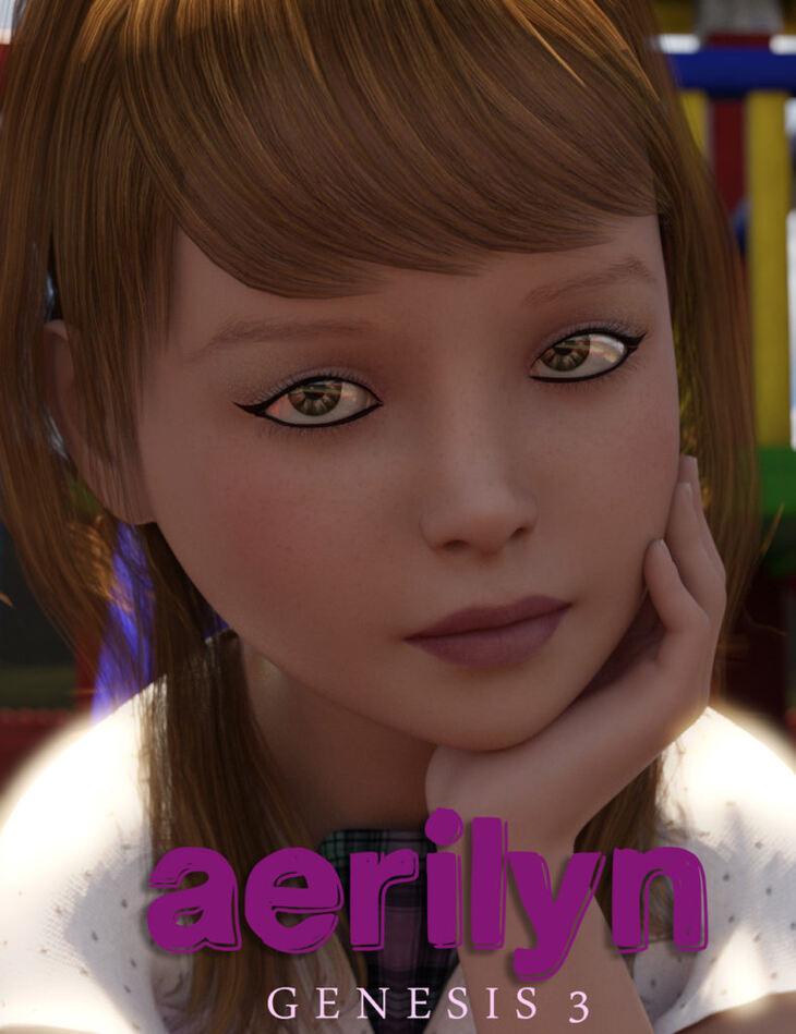 Aerilyn for G3F