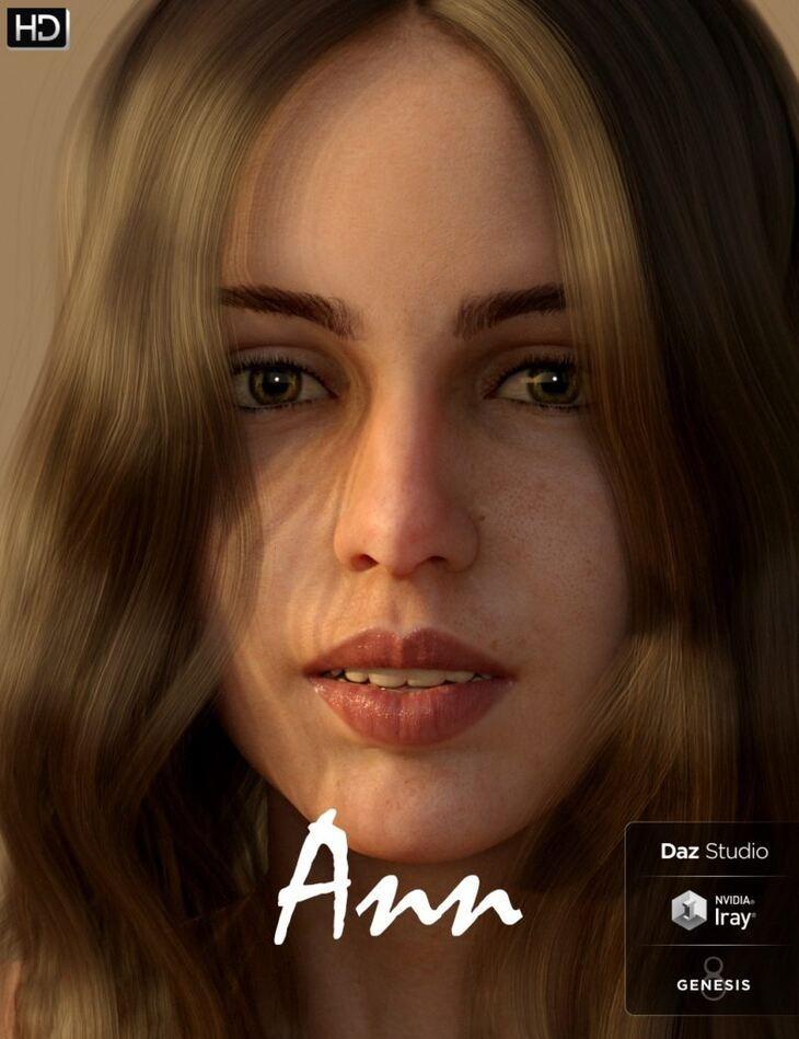 Ann for Victoria 8 HD