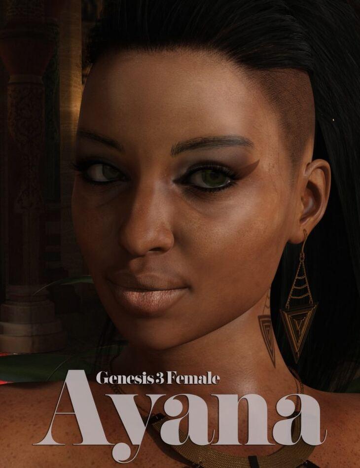 Ayana for Genesis 3 Female