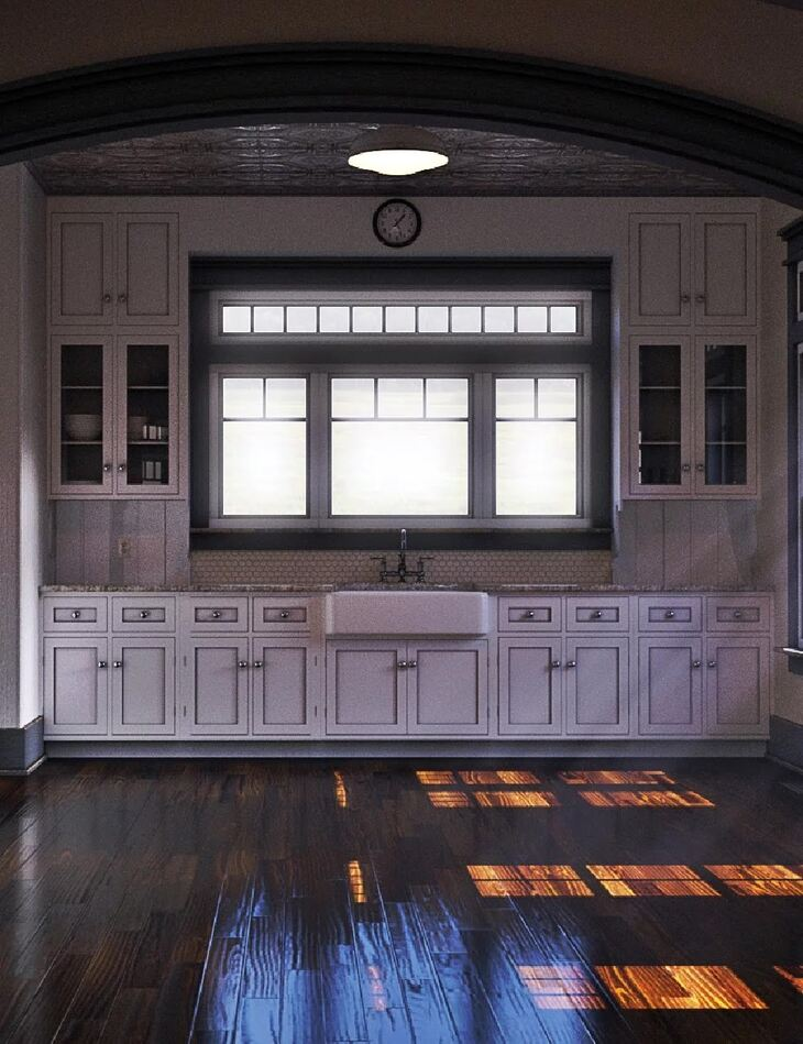 C3D Country Kitchen