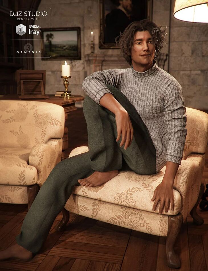 Civilized Man for Genesis 3 Male(s)