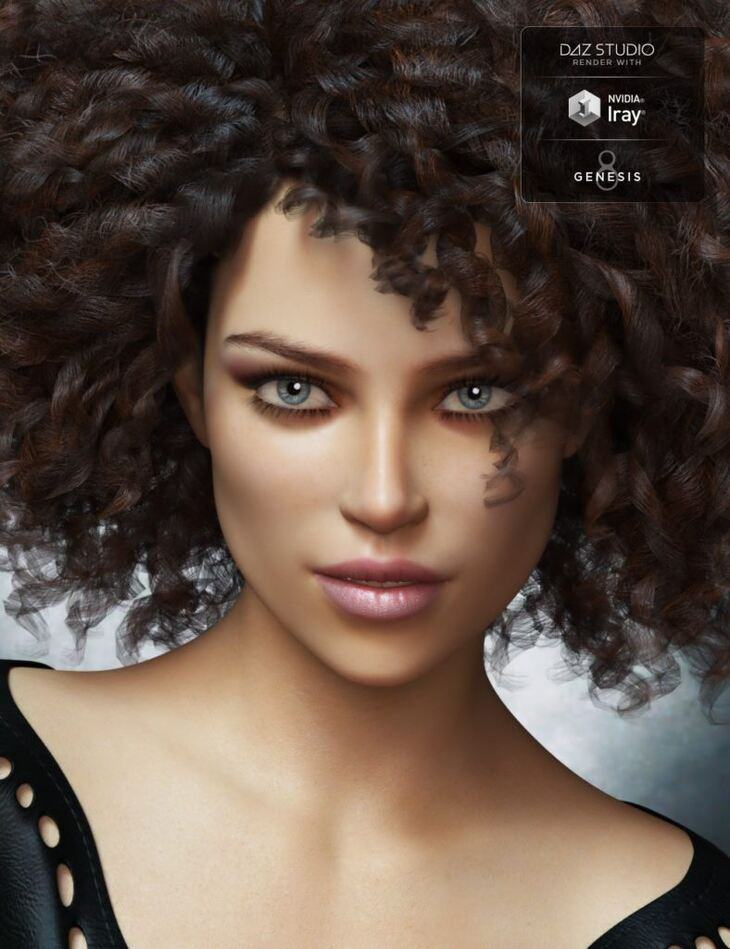 Delaney for Genesis 8 Female