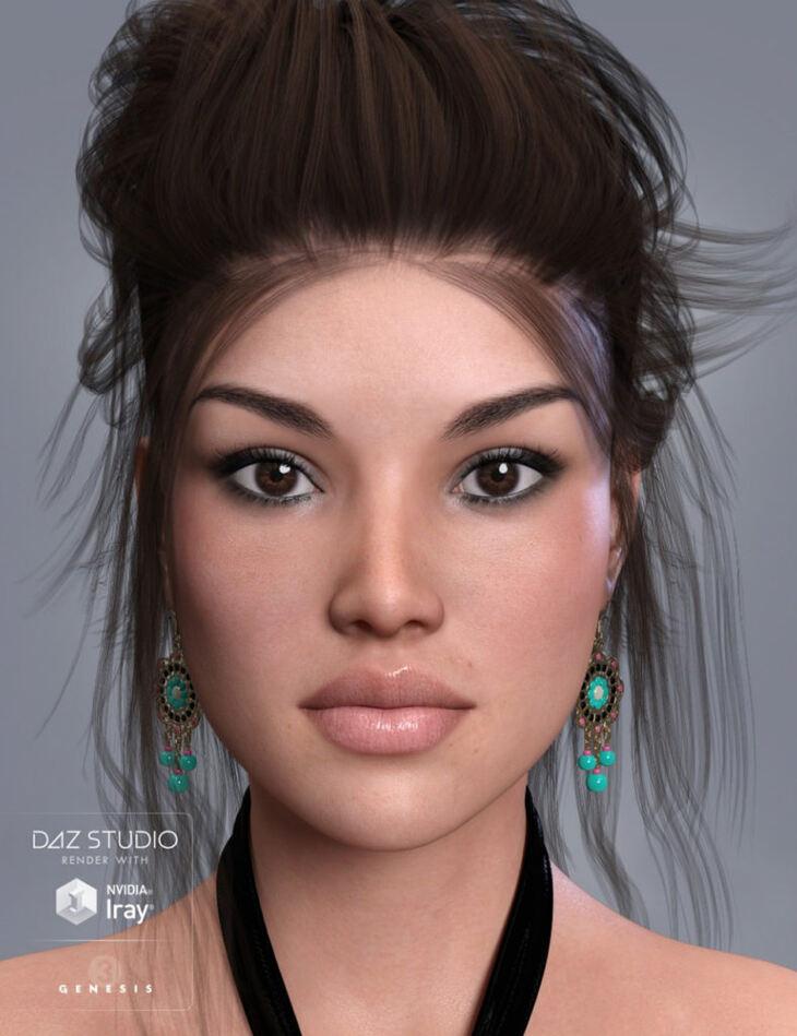 GDN Vanessa for Genesis 3 Female