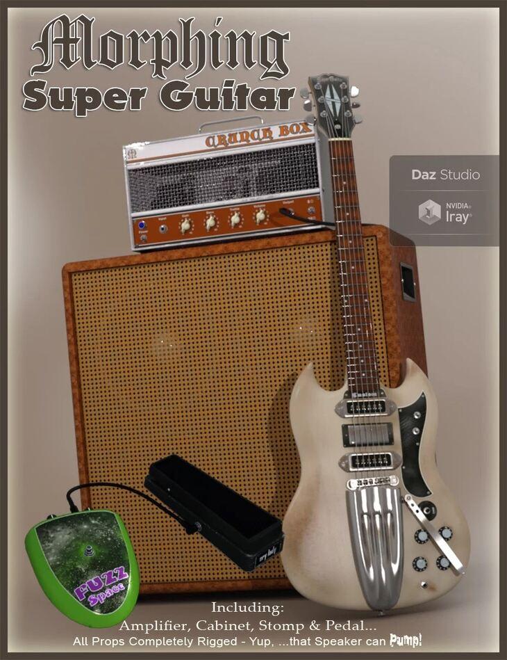 Morphing Super Guitar