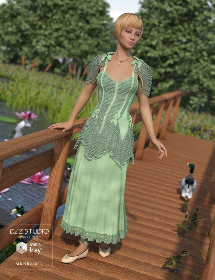 Primavera for Genesis 2 Female(s)