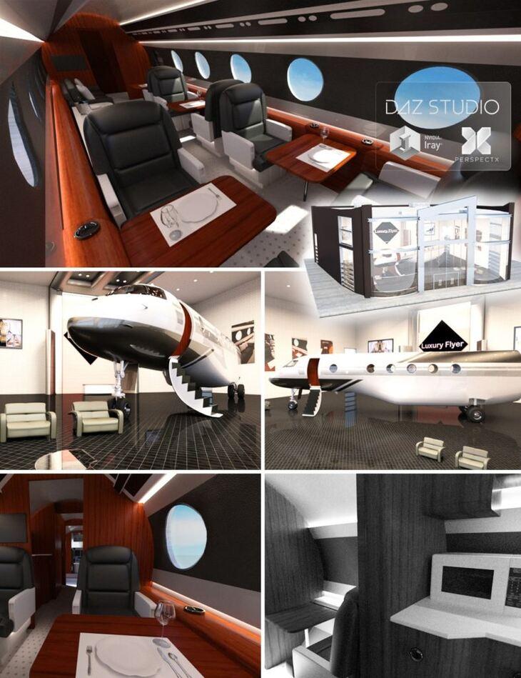 Private Jet Designer