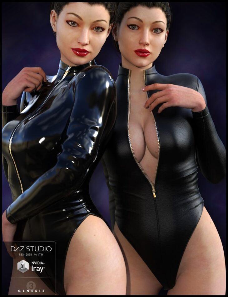 Racy Bodysuit for Genesis 3 Female(s)