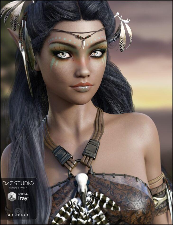 Sewa for Genesis 3 & Genesis 8 Female