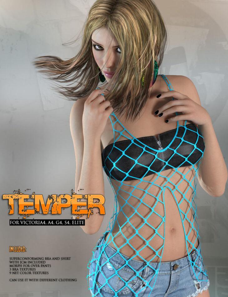 Temper for V4