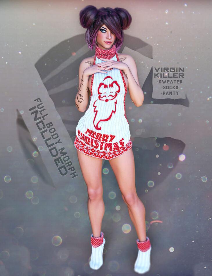 Virgin Killer Outfit G8F
