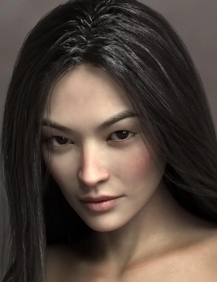 Ai HD for Genesis 8 Female