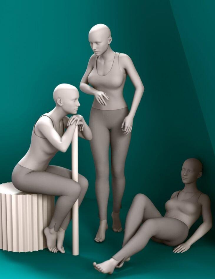 Always A Lady for Genesis 3 Female(s)