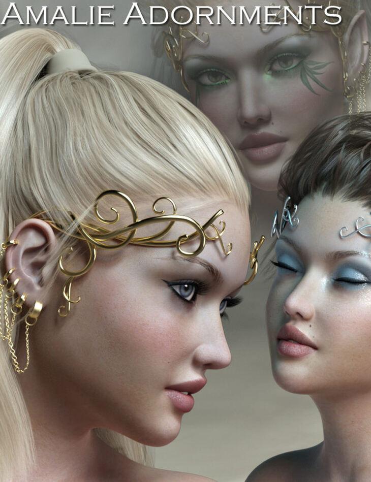 Amalie Adornments for Genesis 3