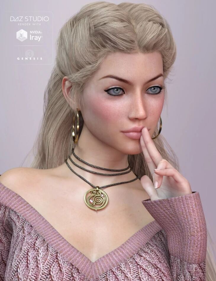 Andrea for Genesis 3 Female