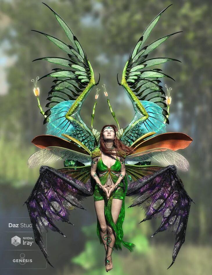 Arki's Wings