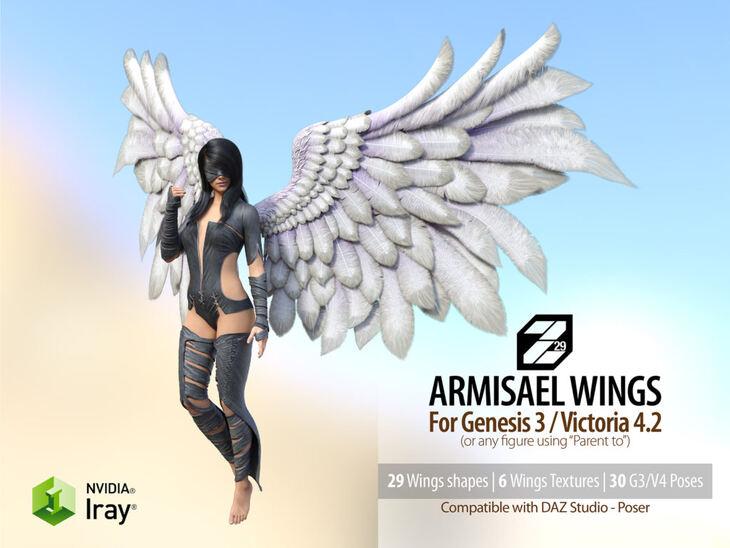 Armisael Wings