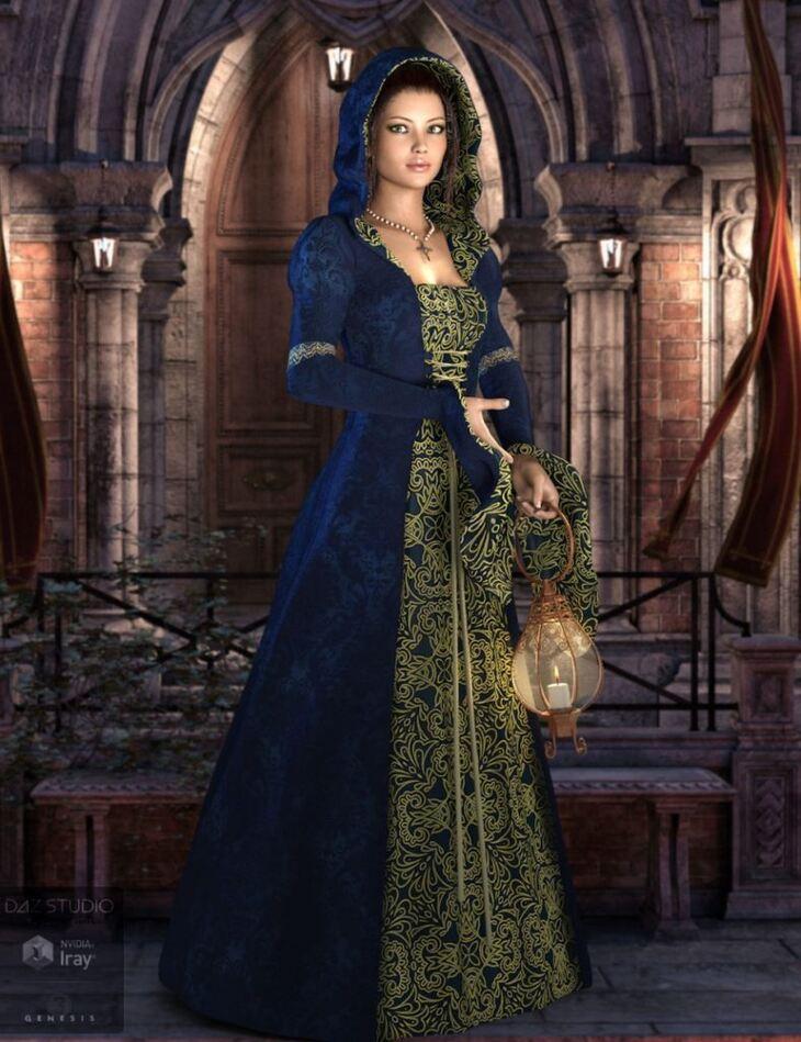 Ayleth for Genesis 3 Female(s)