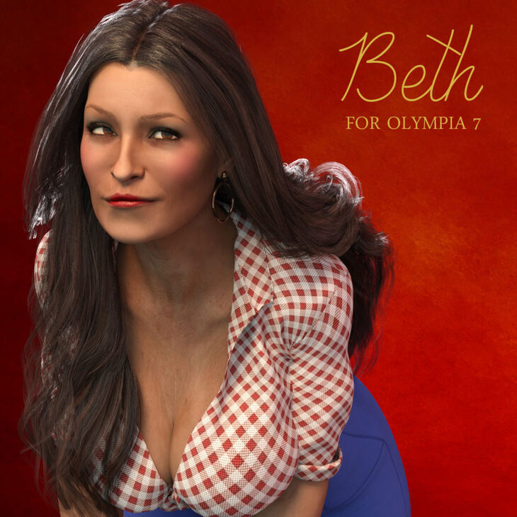 Beth for Olympia 7
