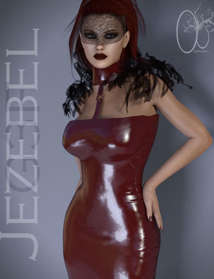 CB Jezebel Set G3F