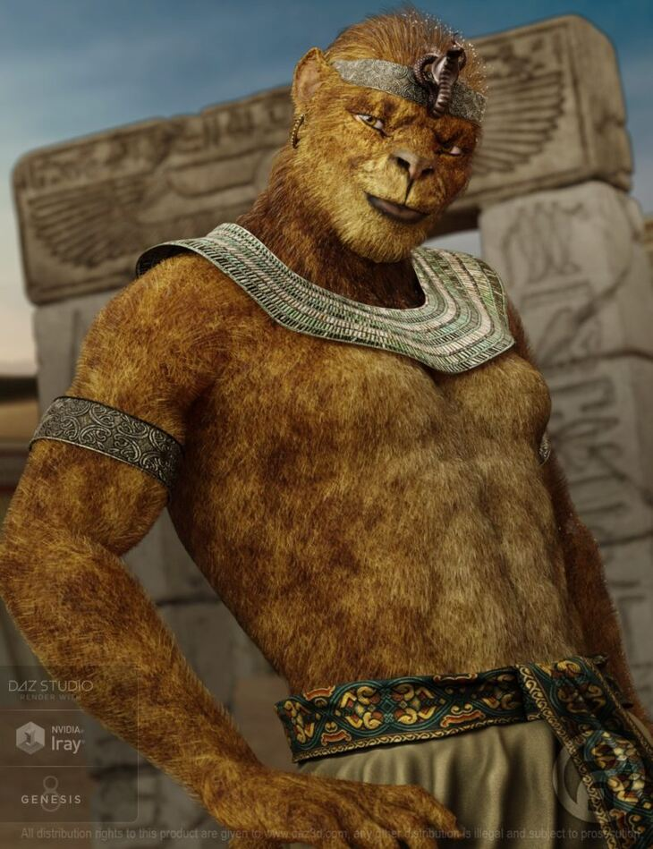 Cat World for Genesis 8 Male(s)