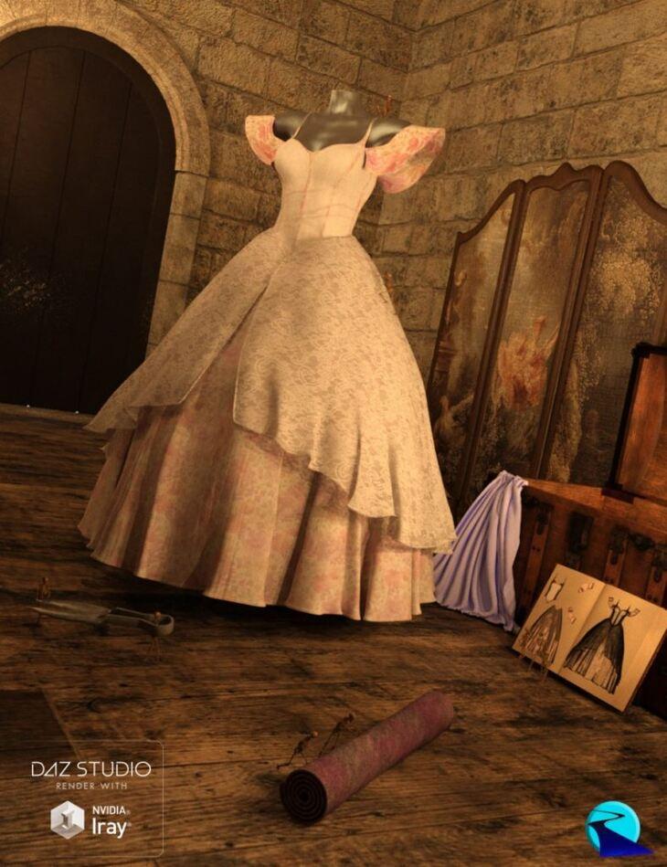Clothing Converter from Genesis 8 Female to Genesis 3 Female