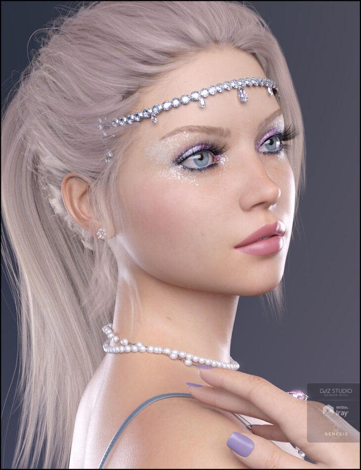 Crystal for Genesis 8 Female