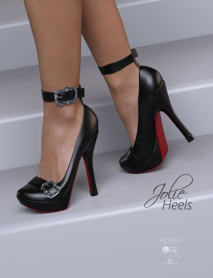 DM's Jolie Heels