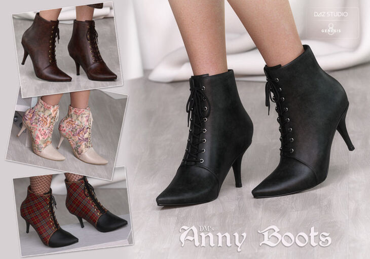 DMs Anny Boots for G8F