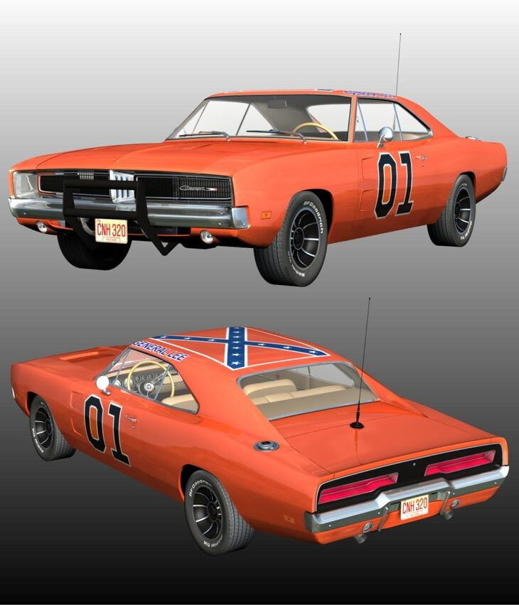 DODGE CHARGER - The General