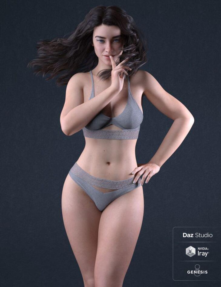 Dariela for Genesis 8 Female
