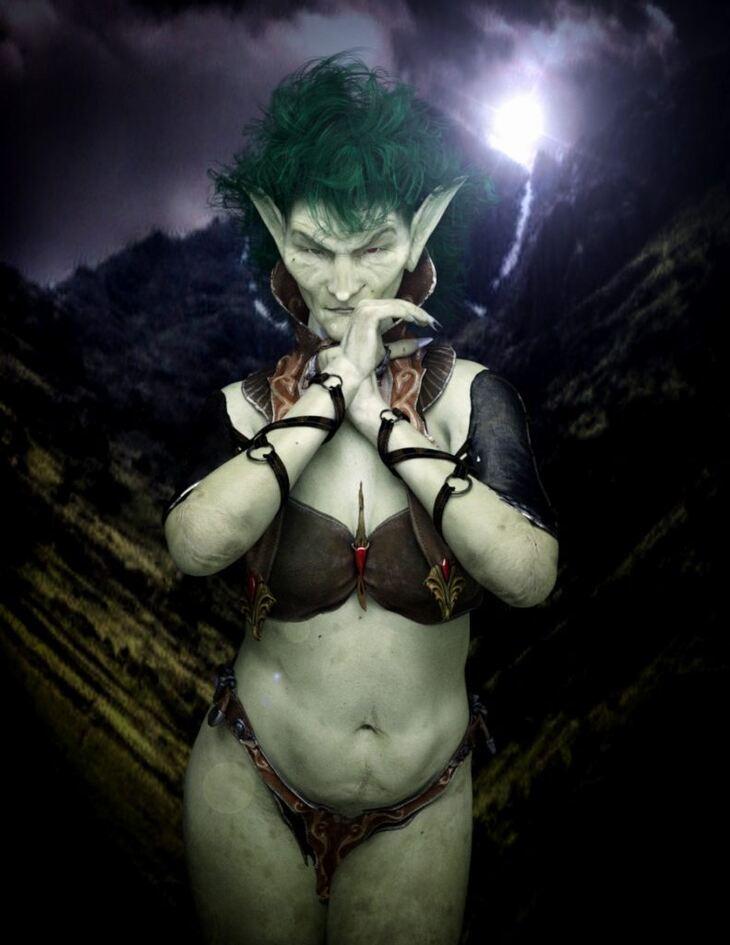 Djinn for Genesis 3 Female