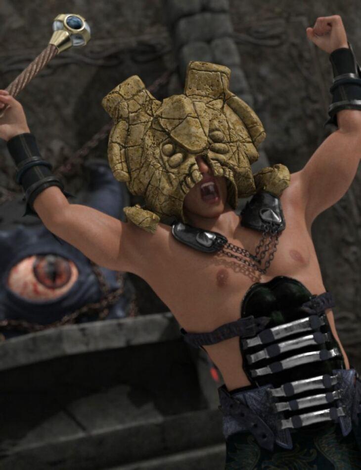 Doomed Helms for Genesis 8 Male(s)