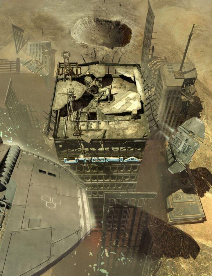 Dystopian Desert Destruction Kit