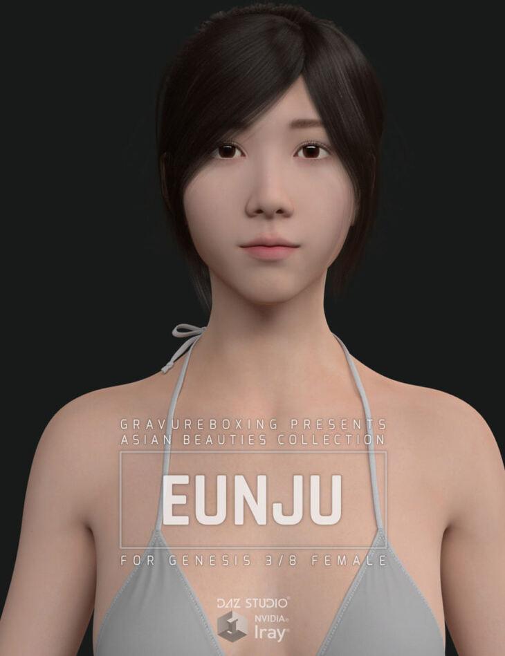 Eunju for Genesis 3 and 8 Female