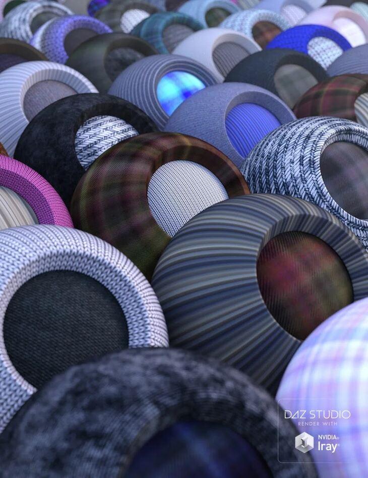 Everyday Fabric Shaders Iray