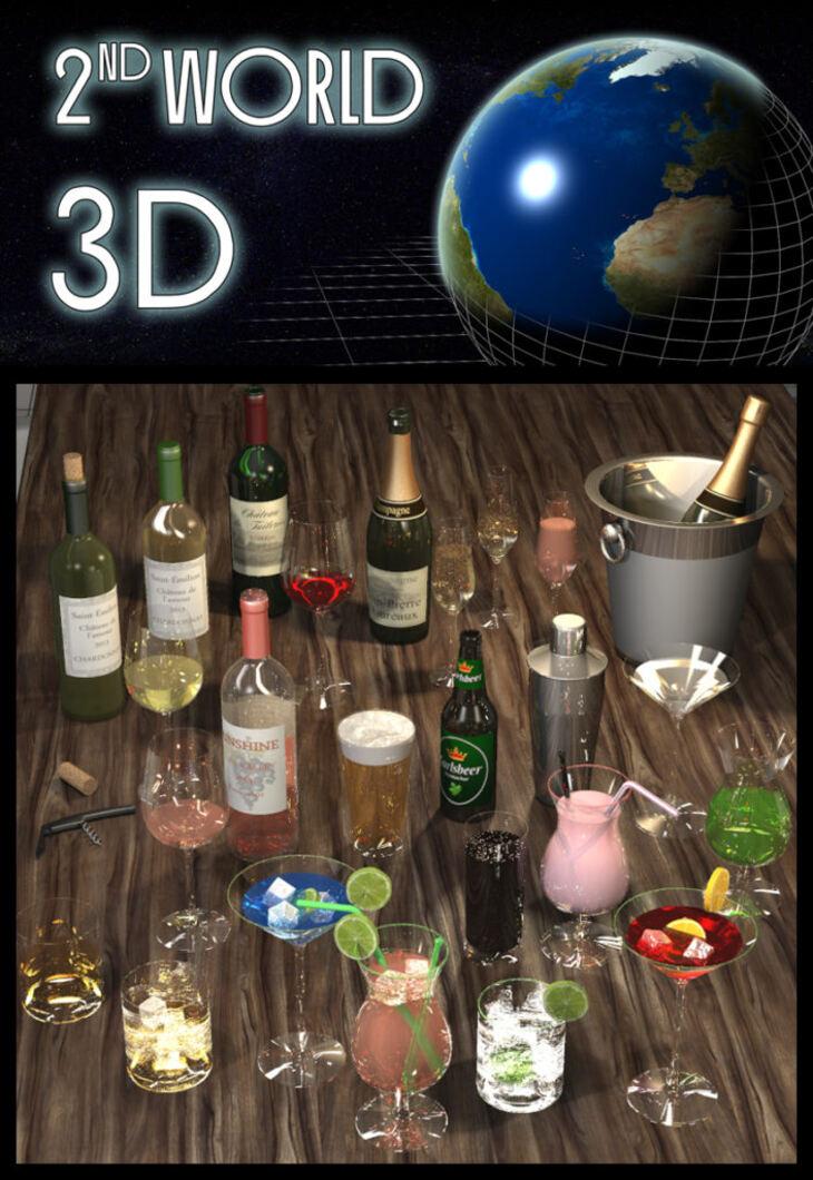 Everyday Items, Glassware