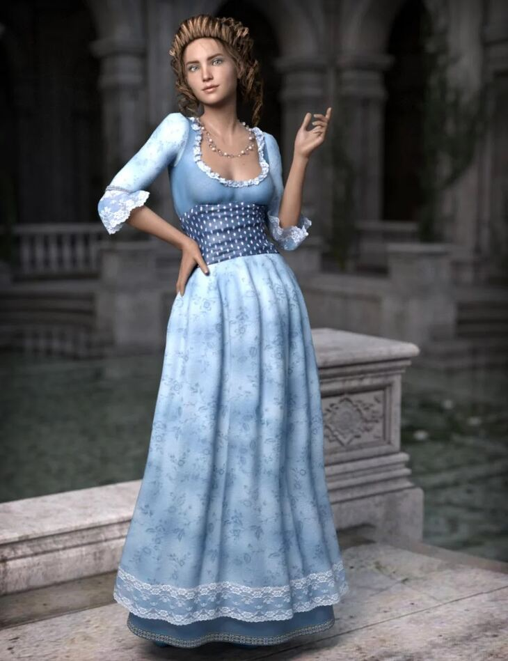 Fairytale Princess for Genesis 3 Female(s)