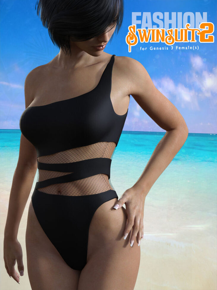 Fashion Swinsuit2 for Genesis 3 Females