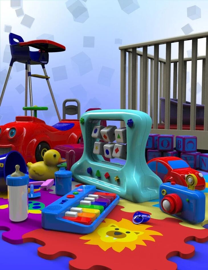 First Toys and Stuff for Babies