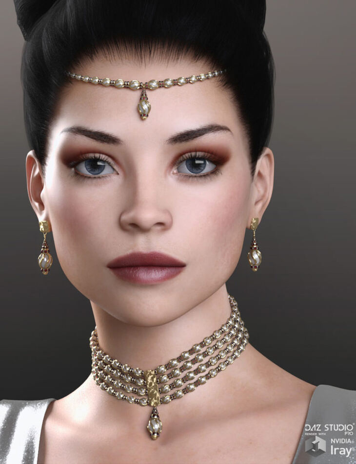 GCD Jewelry - Mila Collection for G8F