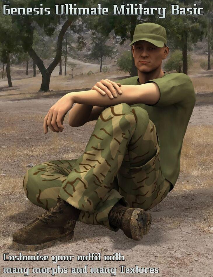 Genesis Ultimate Military Basic