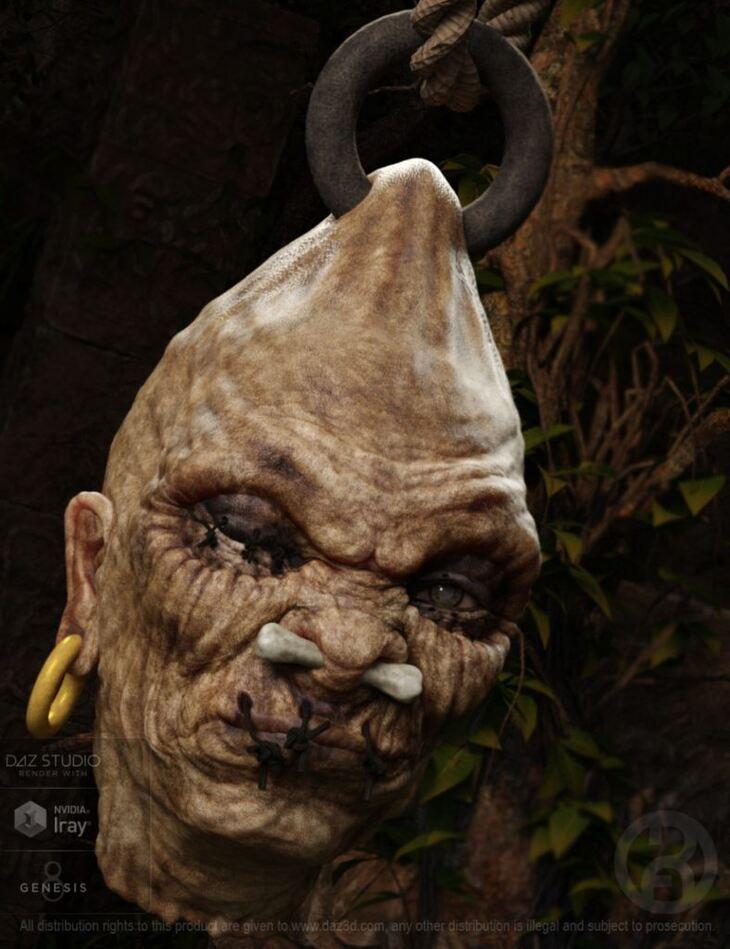 Headlee for Genesis 8 Male(s)
