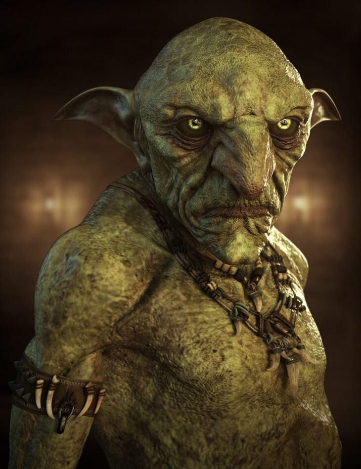 Hobgoblin HD for Genesis 8 Male