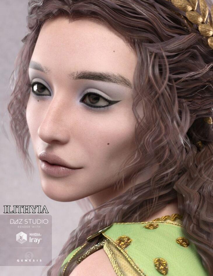 Ilithyia for Genesis 3 Female