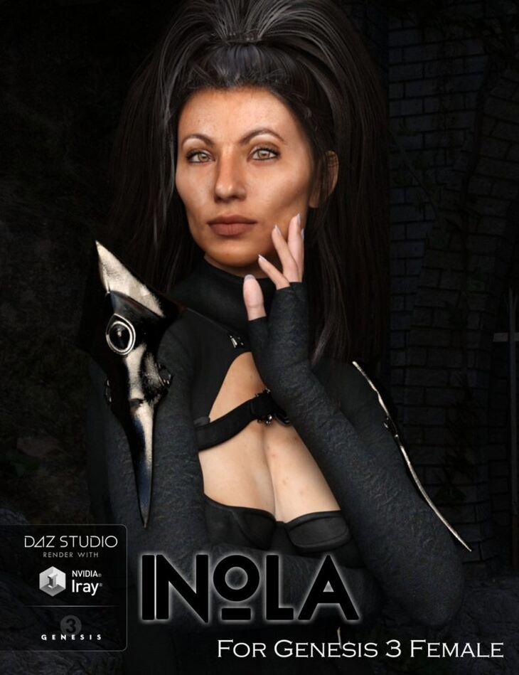 Inola for Genesis 3 Female