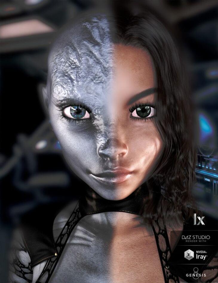 Ix for Genesis 8 Female