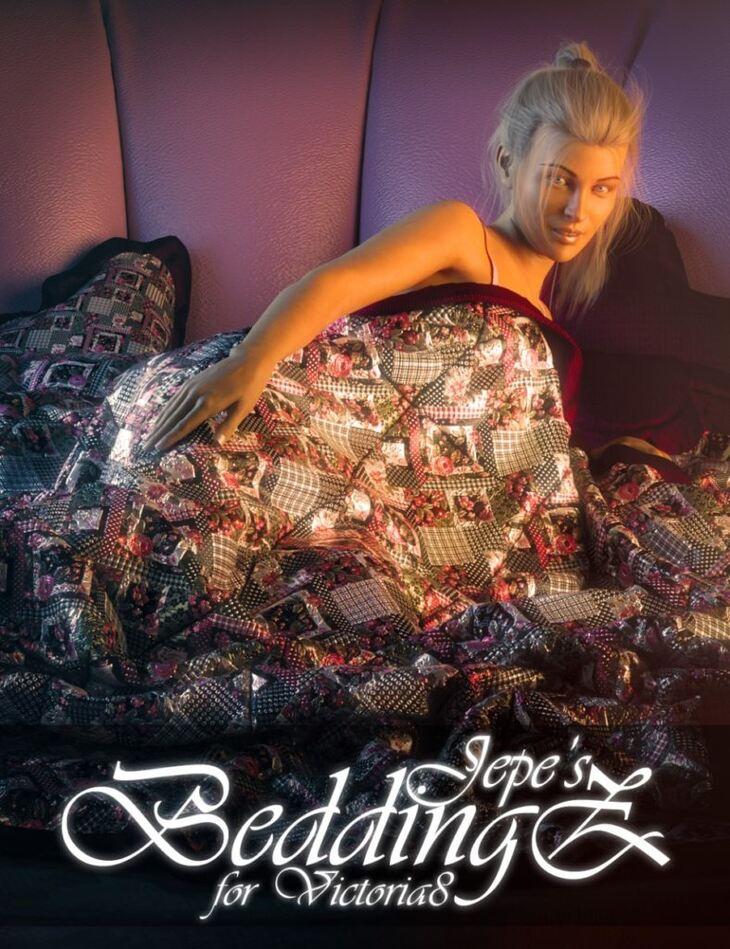 Jepe's BeddingZ for Victoria 8